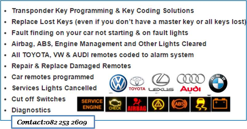 transponder key coding